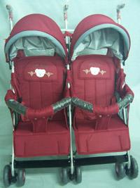 雙人並排嬰兒手推車 8888T-2 全部零件100%台灣製造 工廠直營 維修有保障
